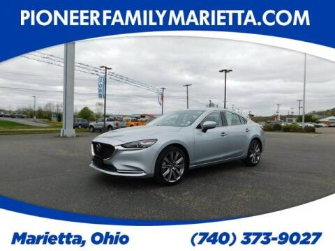 2019 Mazda MAZDA6 for sale at Pioneer Family preowned autos in Williamstown WV
