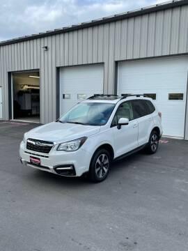 2017 Subaru Forester for sale at AUTOMETRICS in Brunswick ME