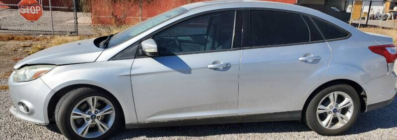 2014 Ford Focus for sale at AZ Auto and Equipment Sales in Mesa AZ