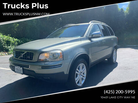 2008 Volvo XC90 for sale at Trucks Plus in Seattle WA