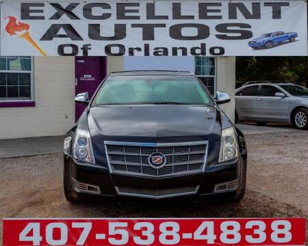 2008 Cadillac CTS for sale at Excellent Autos of Orlando in Orlando FL