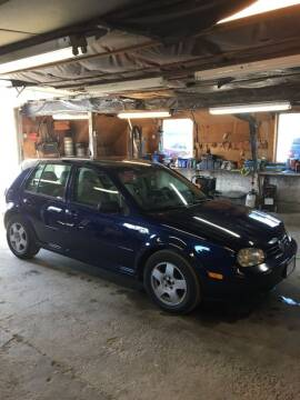 2002 Volkswagen Golf for sale at Lavictoire Auto Sales in West Rutland VT