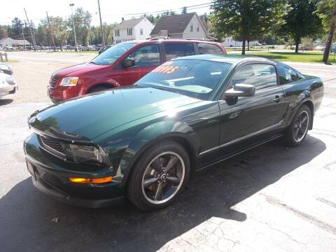 2009 Ford Mustang for sale at Dansville Radiator in Dansville NY