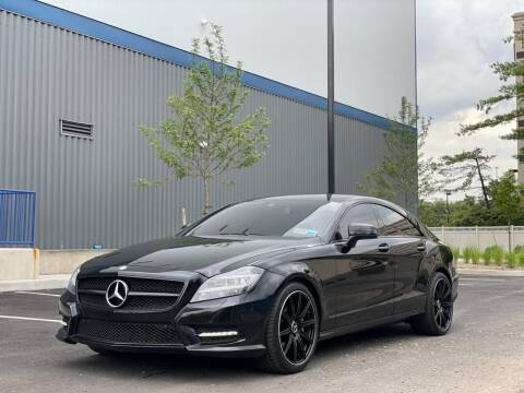 2014 Mercedes-Benz CLS for sale at SILVER ARROW AUTO SALES CORPORATION in Newark NJ