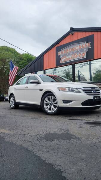 2011 Ford Taurus for sale at Harborcreek Auto Gallery in Harborcreek PA