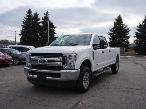 2019 Ford F-250 Super Duty for sale at FOWLERVILLE FORD in Fowlerville MI