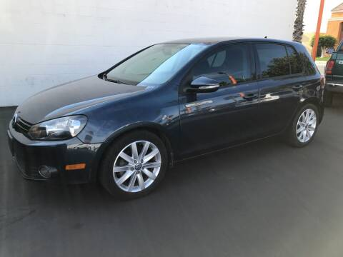2011 Volkswagen Golf for sale at Shoppe Auto Plus in Westminster CA