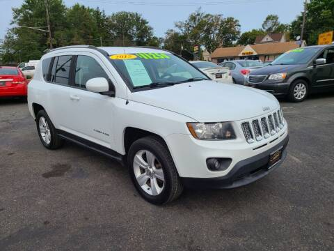 2015 Jeep Compass for sale at Costas Auto Gallery in Rahway NJ