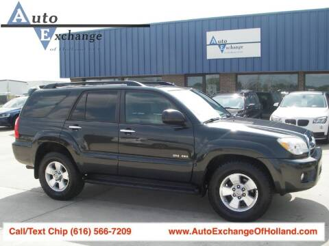 2009 Toyota 4Runner for sale at Auto Exchange Of Holland in Holland MI