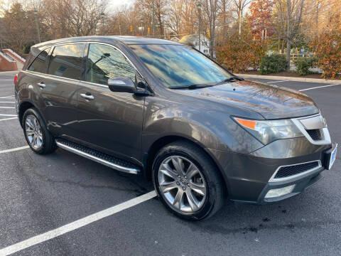 2011 Acura MDX for sale at Car World Inc in Arlington VA