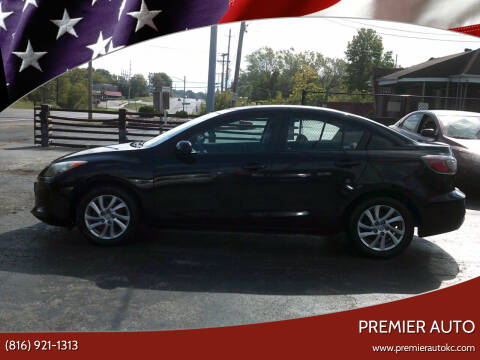 2012 Mazda MAZDA3 for sale at Premier Auto in Independence MO