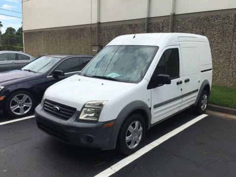 2011 Ford Transit Connect for sale at Quality Autos in Marietta GA