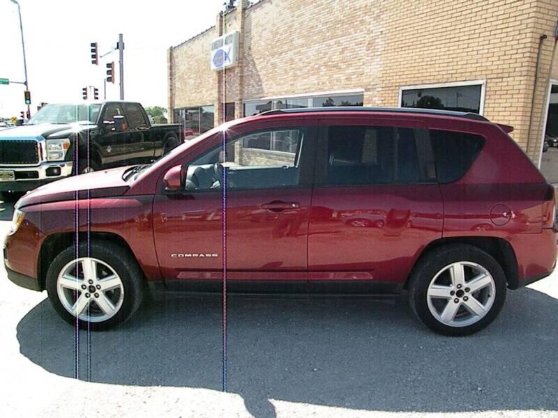 2014 Jeep Compass for sale at Kingdom Auto Centers in Litchfield IL