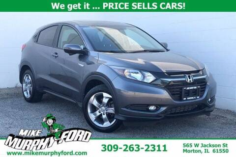 2017 Honda HR-V for sale at Mike Murphy Ford in Morton IL