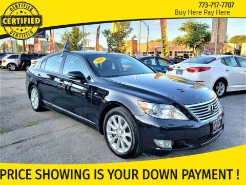 2010 Lexus LS 460 for sale at AutoBank in Chicago IL