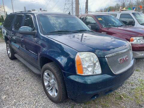 2007 GMC Yukon XL for sale at Trocci's Auto Sales in West Pittsburg PA