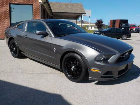 2014 Ford Mustang for sale at C & C MOTORS in Chattanooga TN