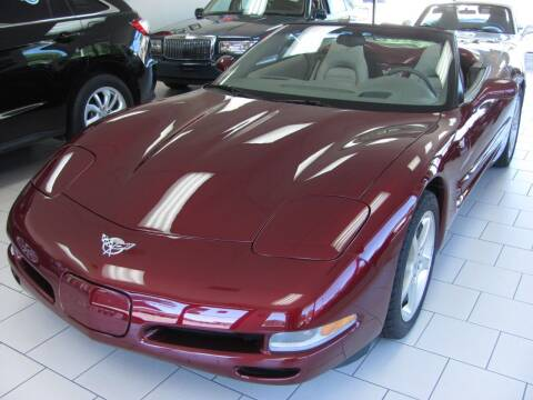 2003 Chevrolet Corvette for sale at Kens Auto Sales in Holyoke MA
