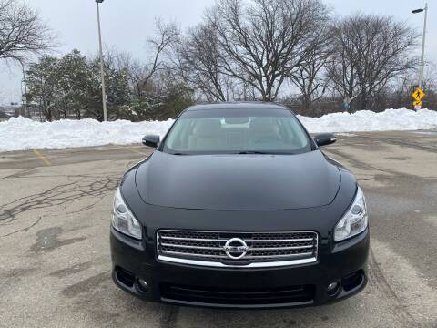 2010 Nissan Maxima for sale at Sphinx Auto Sales LLC in Milwaukee WI
