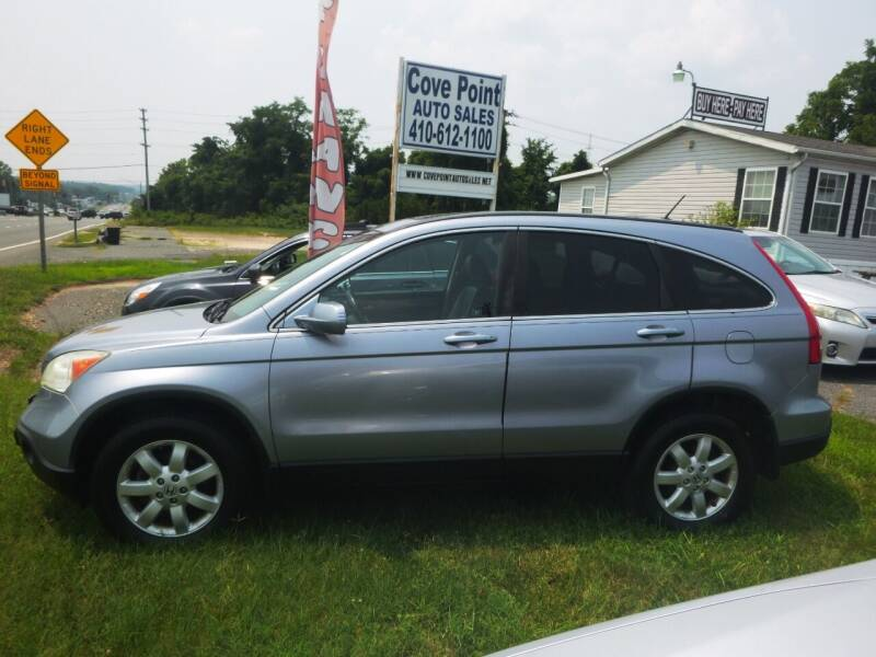 2009 Honda CR-V for sale at Cove Point Auto Sales in Joppa MD