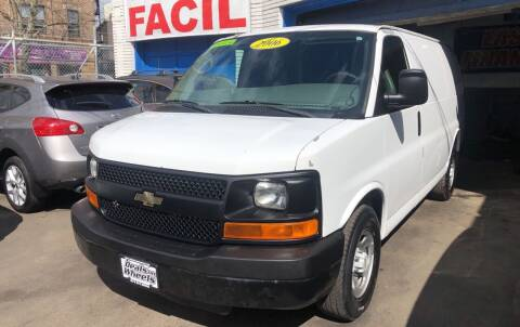 2006 Chevrolet Express Cargo for sale at DEALS ON WHEELS in Newark NJ