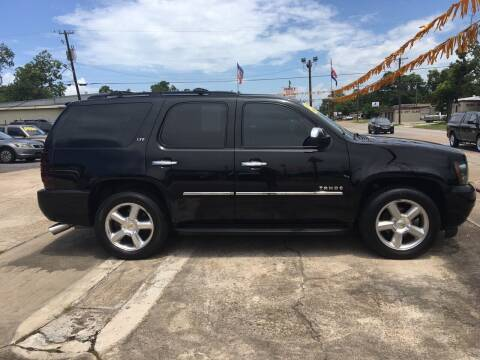 2011 Chevrolet Tahoe for sale at Bobby Lafleur Auto Sales in Lake Charles LA
