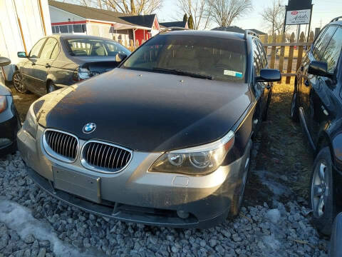 2006 BMW 5 Series for sale at EHE Auto Sales in Marine City MI