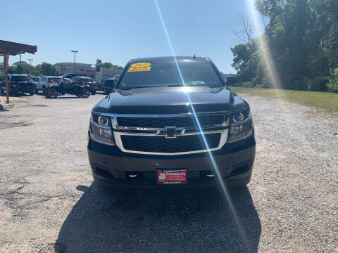 2015 Chevrolet Tahoe for sale at Community Auto Brokers in Crown Point IN