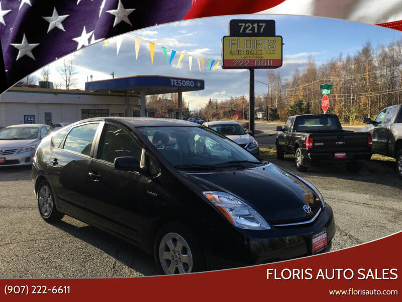 2009 Toyota Prius for sale at FLORIS AUTO SALES in Anchorage AK