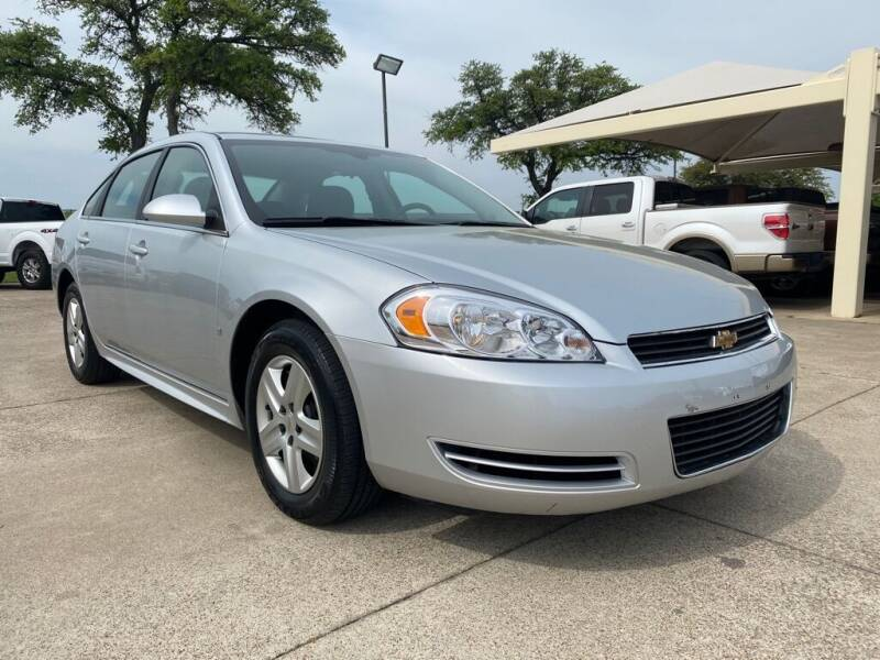 2010 Chevrolet Impala for sale at Thornhill Motor Company in Hudson Oaks, TX