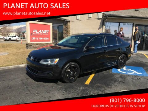 2014 Volkswagen Jetta for sale at PLANET AUTO SALES in Lindon UT