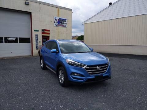 2017 Hyundai Tucson for sale at J'S MAGIC MOTORS in Lebanon PA