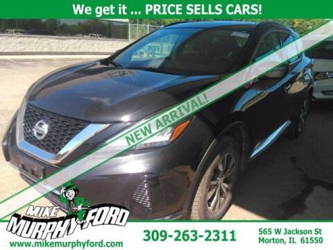 2019 Nissan Murano for sale at Mike Murphy Ford in Morton IL