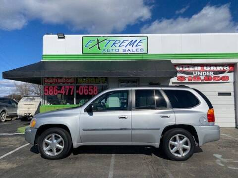 2009 GMC Envoy for sale at Extreme Auto Sales in Clinton Township MI