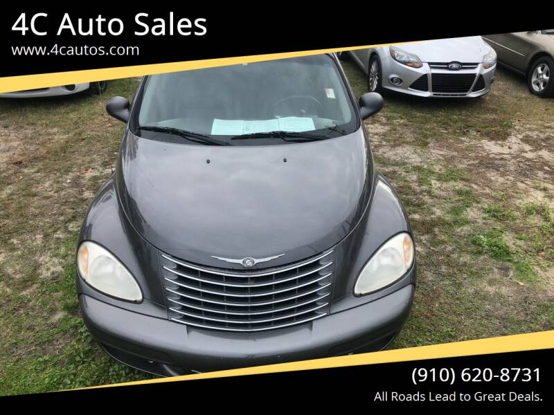 2004 Chrysler PT Cruiser for sale at 4C Auto Sales in Wilmington NC