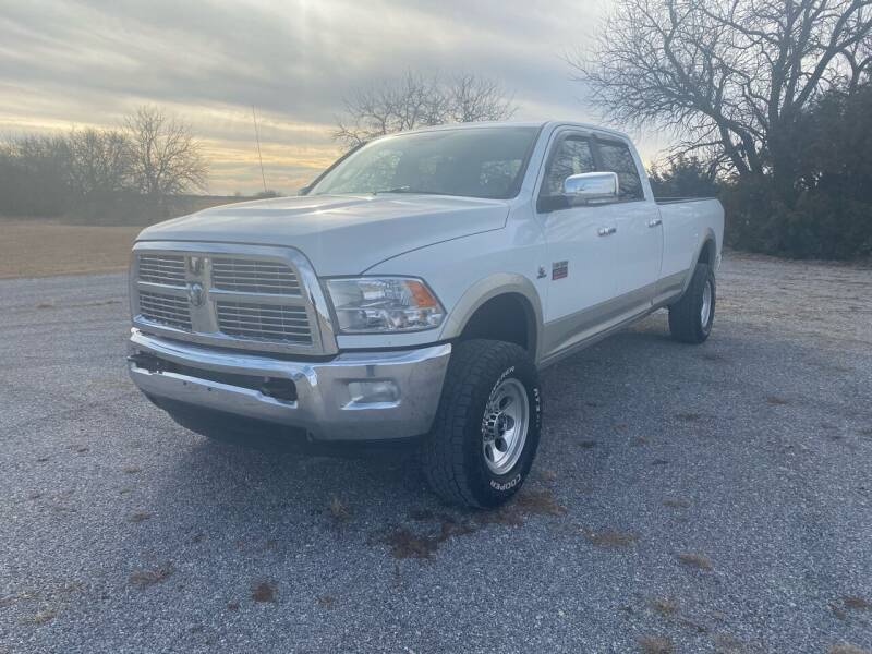 2010 Dodge Ram Pickup 2500 for sale at FAIRWAY AUTO SALES in Augusta KS