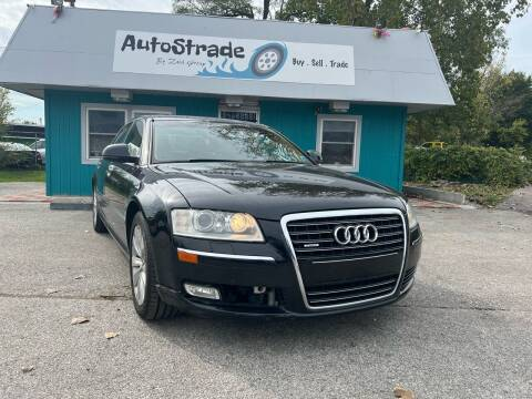 2008 Audi A8 L for sale at Autostrade in Indianapolis IN