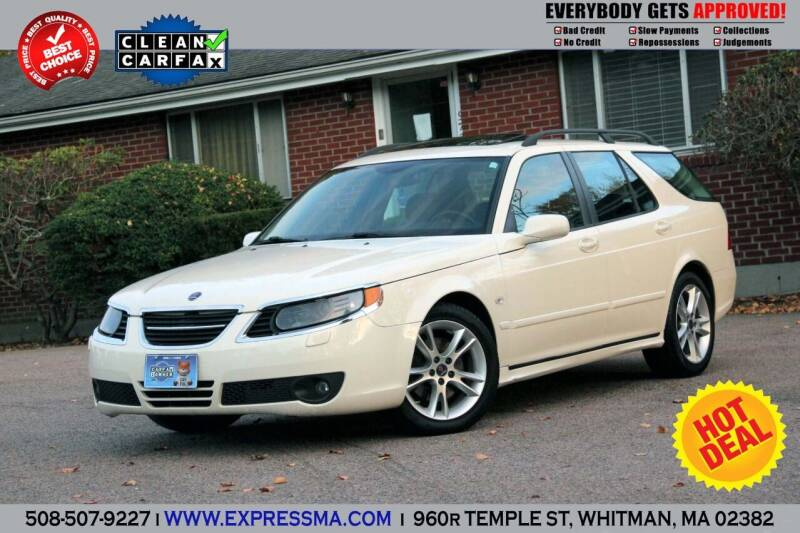 2008 Saab 9-5 for sale at Auto Sales Express in Whitman MA