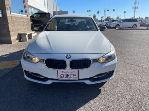 2013 BMW 3 Series for sale at Camelback Volkswagen Subaru in Phoenix AZ