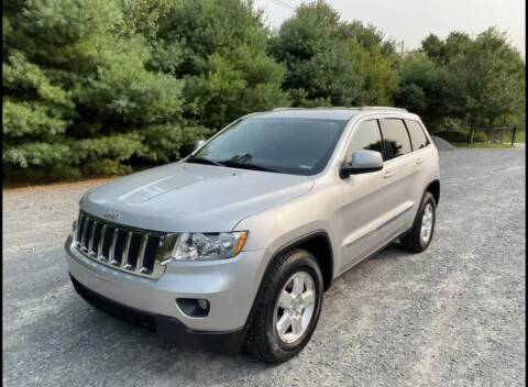 2011 Jeep Grand Cherokee for sale at Fournier Auto and Truck Sales in Rehoboth MA