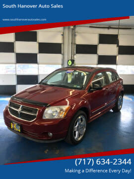 2007 Dodge Caliber for sale at South Hanover Auto Sales in Hanover PA