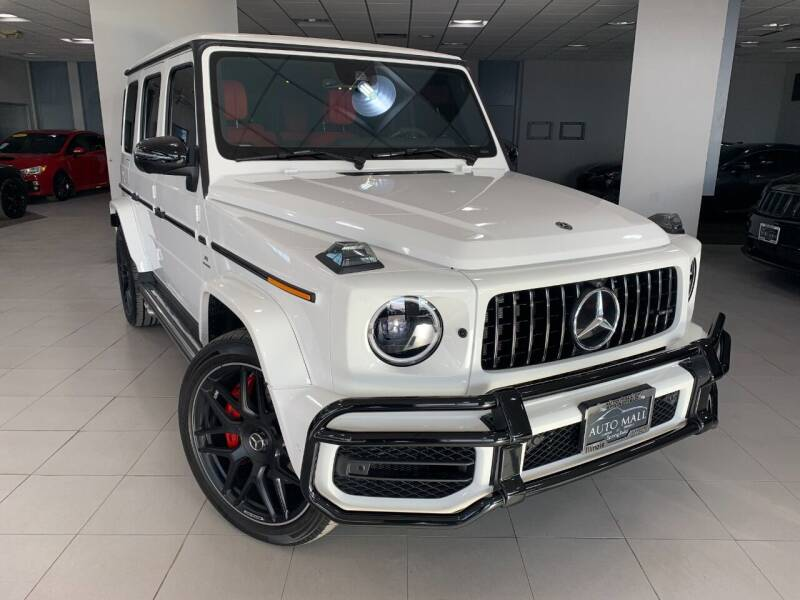2020 Mercedes-Benz G-Class for sale at Auto Mall of Springfield in Springfield IL