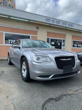 2016 Chrysler 300 for sale at City to City Auto Sales in Richmond VA