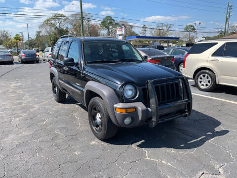2004 Jeep Liberty for sale at Sam's Motor Group in Jacksonville FL