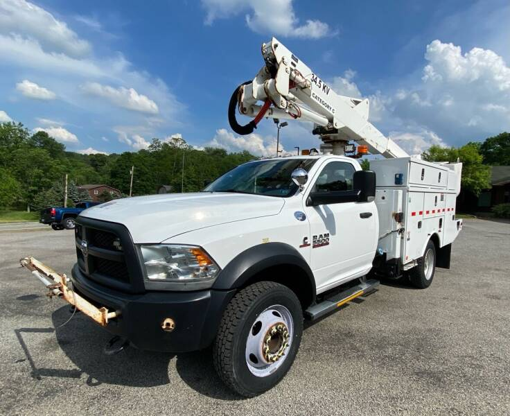 2014 RAM Ram Chassis 3500 for sale at Griffith Auto Sales in Home PA