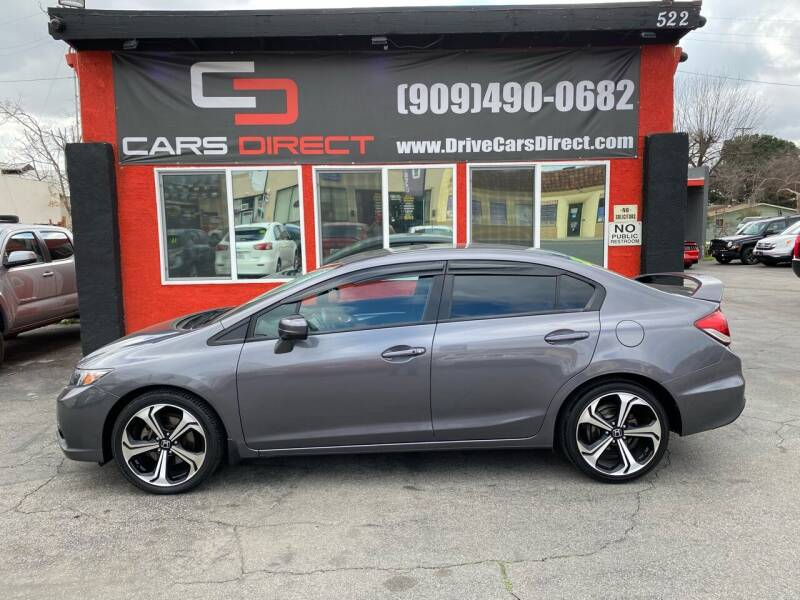 2014 Honda Civic for sale at Cars Direct in Ontario CA