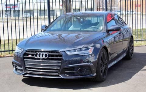 2018 Audi S6 for sale at Avanesyan Motors in Orem UT