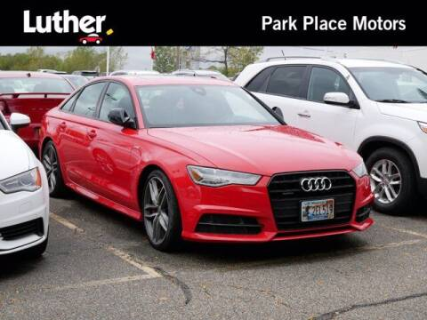 2017 Audi A6 for sale at Park Place Motor Cars in Rochester MN