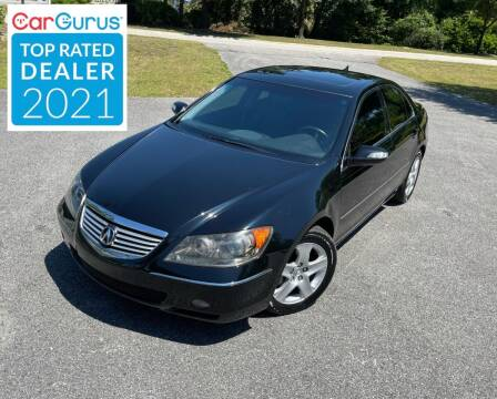 2006 Acura RL for sale at Brothers Auto Sales of Conway in Conway SC