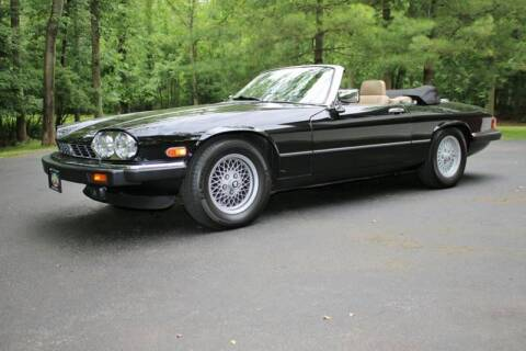1991 Jaguar XJ-Series for sale at Great Lakes Classic Cars in Hilton NY